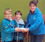 Woosehill Beavers Do Good Deeds For The Ollie Young Foundation