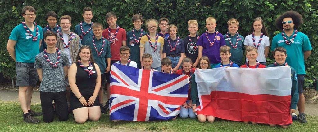 European Jamboree 2020 – Berkshire Scouts